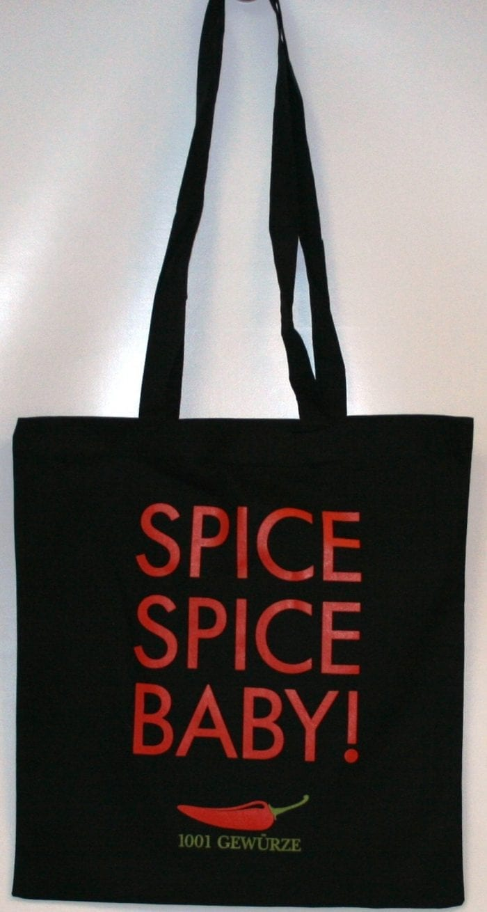Beutel Spice Spice Baby!
